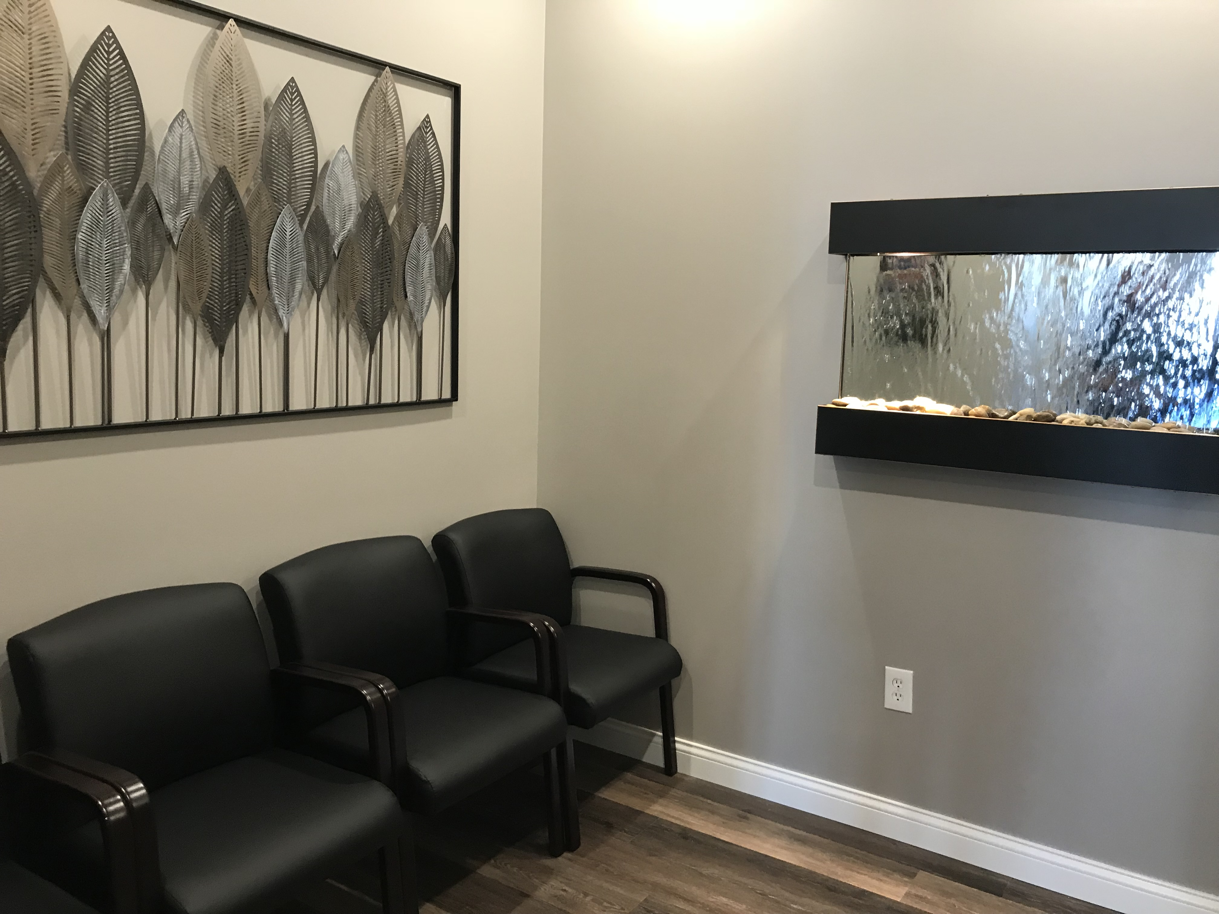 Therapy Waiting Area
